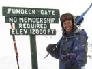 Nancy Andrews - Aspen Highlands CO 3/7/02
