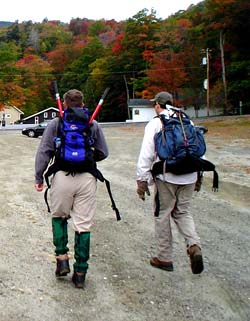 Warriors head to the Base Area 10/2/04